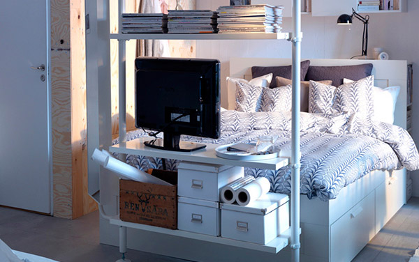 9 muebles multifuncionales para aprovechar tu casa - Muebles para espacios reducidos ...